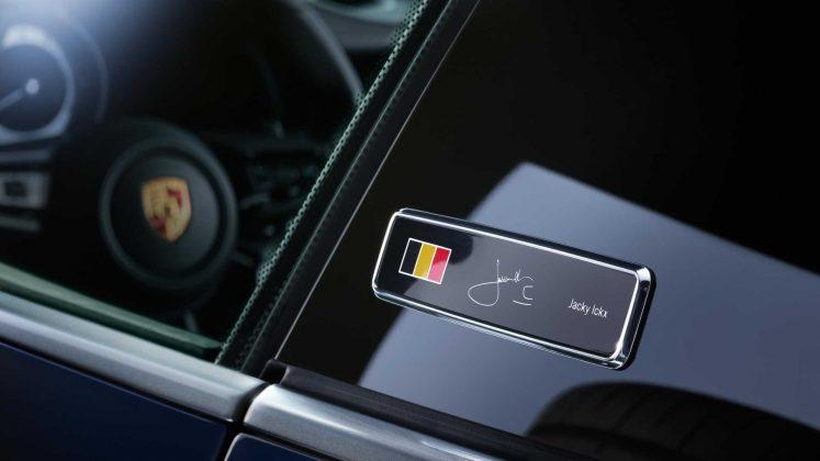 2020 porsche 911 belgian legend edition 7