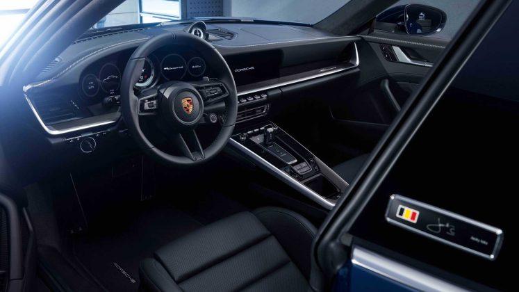 2020 porsche 911 belgian legend edition 8