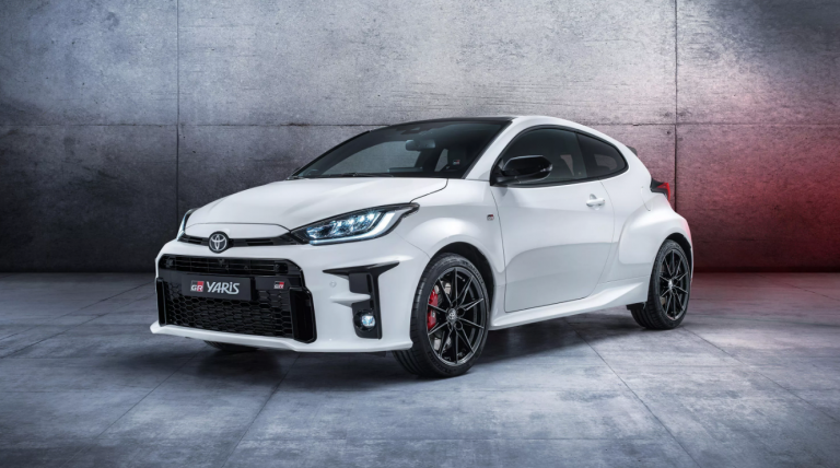 2021 Toyota GR Yaris Debuts: The world's most fastest 3-cylinder engine