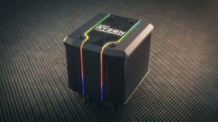 AMD 3990X Threadripper CPU