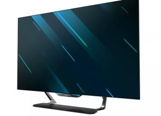 Acer Predator X55