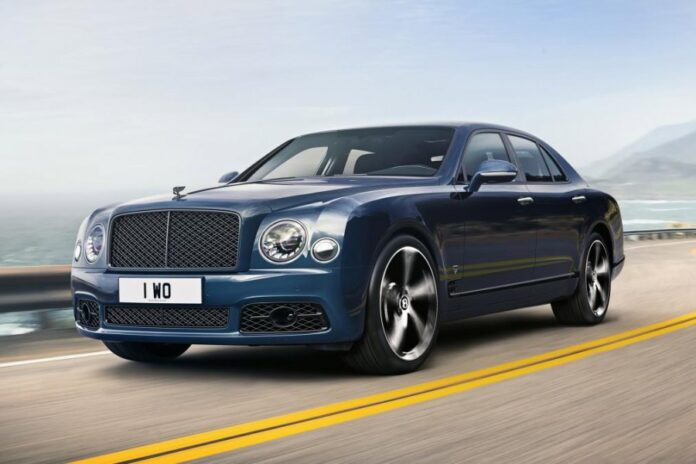 Bentley Mulsanne 6.75 Special Edition