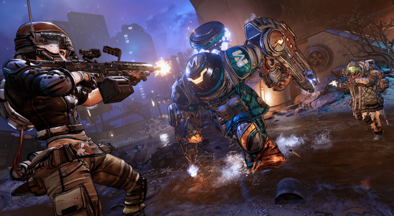 Borderlands 3: PC System Requirements