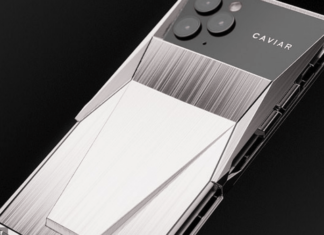 Cyberphone by Caviar