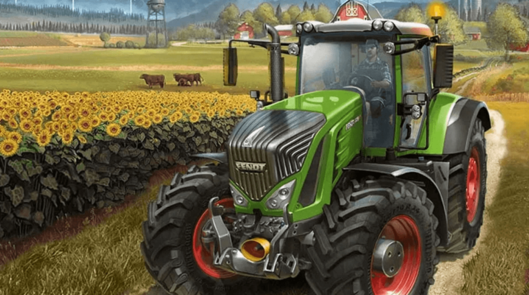 Farming Simulator 19: The newest free game from Epic Games Store is quite interesting