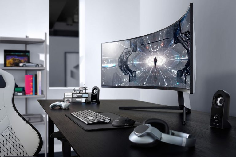Samsung New 49-Inch QLED Curved Odyssey G9 Gaming Monitor Unveiled