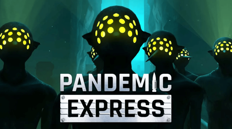 """""""Pandemic Express"""" zombie game is free-to-play now"""
