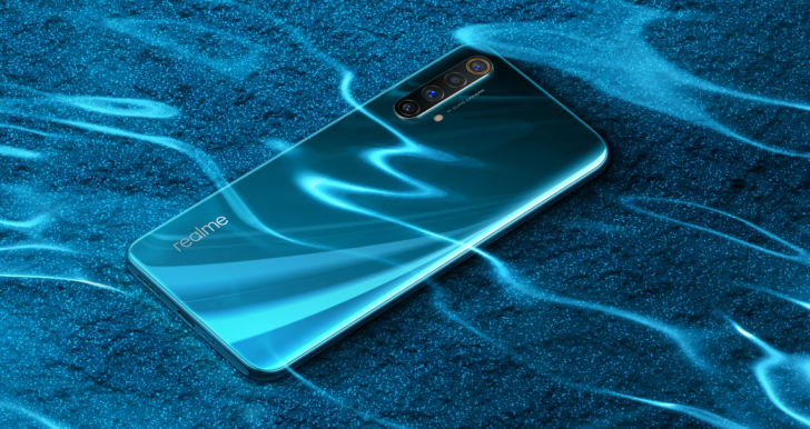 Realme X50 5G comes with 120Hz display and custom ColorOS