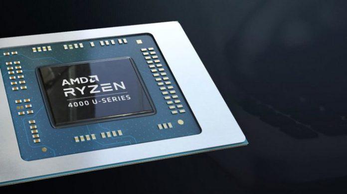 AMD Ryzen 4000 CPUs