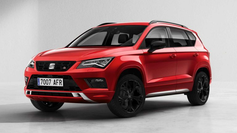 2020 Seat Ateca FR Black Edition Revealed