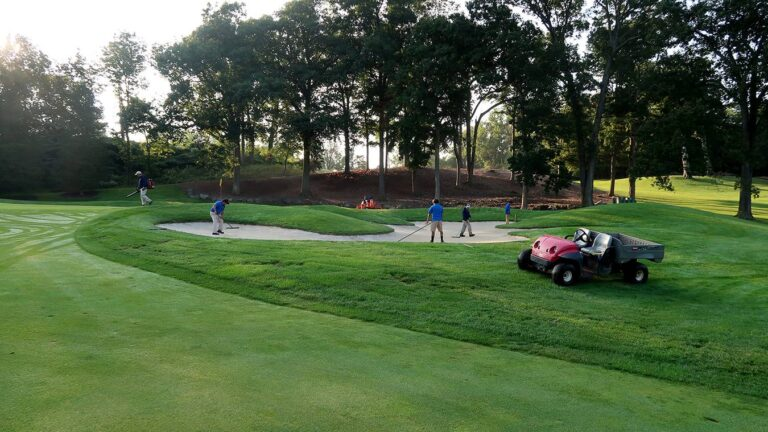 How to Take Care of a Golf Course