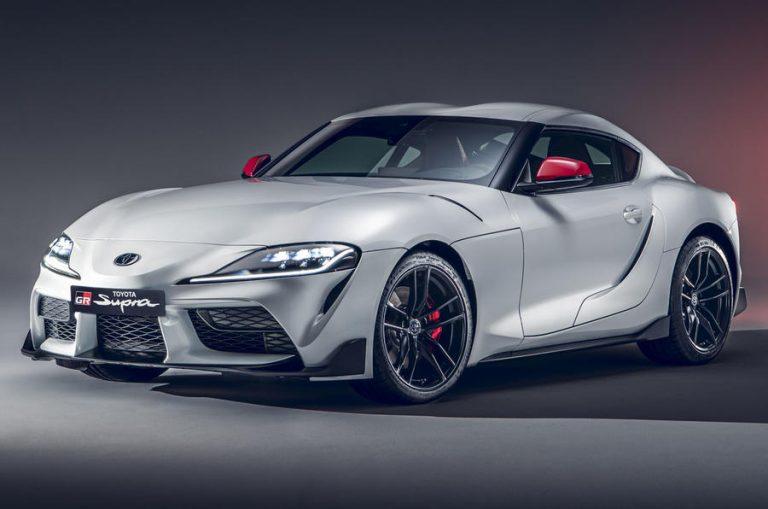 The new Toyota GR Supra has a BMW-made engine