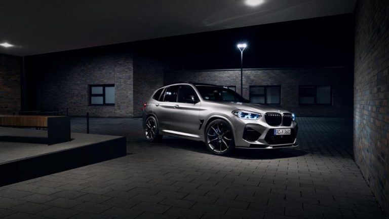 "After AC Schnitzer ""treatment"", the X3 M Competition comes more powerful"