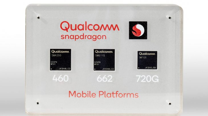 Qualcomm Revealed Snapdragon 720G, 662, and 460: The new Processors for Mid-Range phones