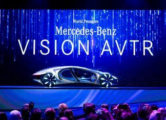 Mecedes-Benz AVTR