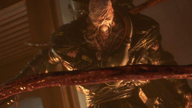 Capcom Warns Resident Evil 3: Nemesis