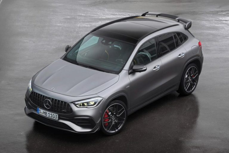 2020 Mercedes-AMG GLA 45 S Officially Unveiled with 415 HP