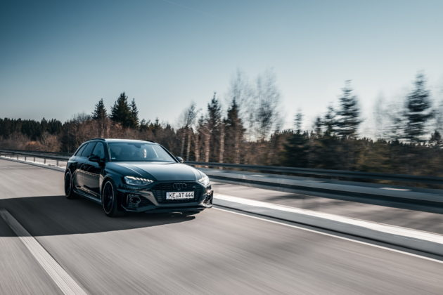 2020 audi rs4 avant abt tuning 2