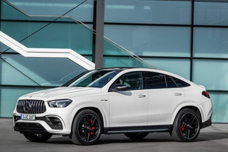 2021 Mercedes-AMG GLE 63 S Coupe Debuts with 603 HP to rival BMW X6 M