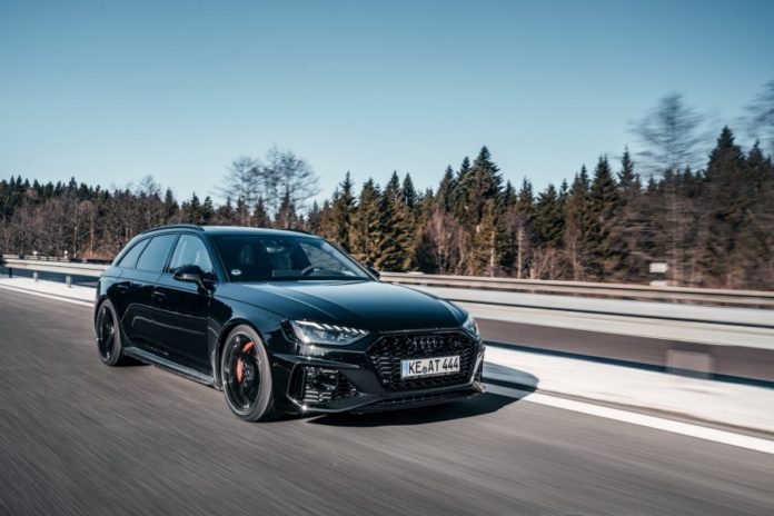 2020 Audi RS4 Avant by ABT