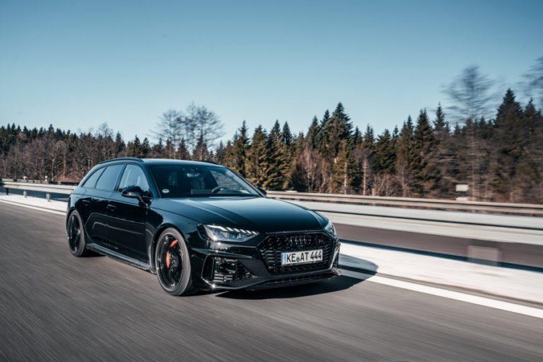 2020 Audi RS4 Avant by ABT Gets 530 horsepower