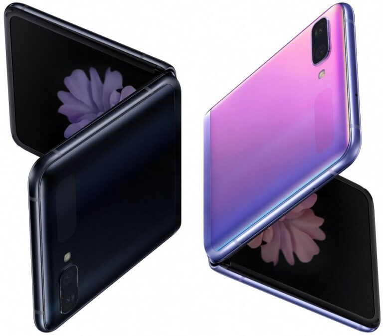 The specs of Samsung's new foldable phone, the Galaxy Z Flip, are leaked