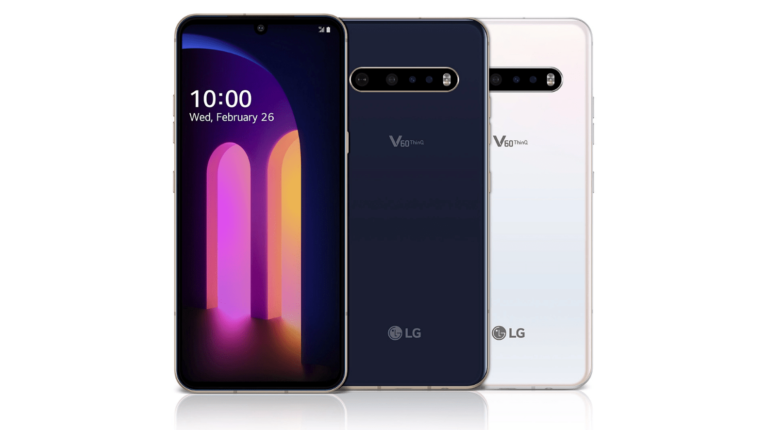LG V60 ThinQ 5G Officially Launched with Dual Screen, 5,000mAh Battery