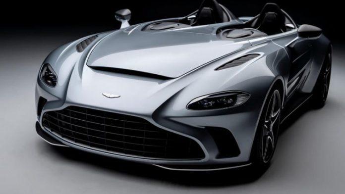 2020 Aston Martin V12 Speedster