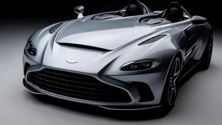 2020 Aston Martin V12 Speedster debuts with 700-HP at $950,000 Price Tag