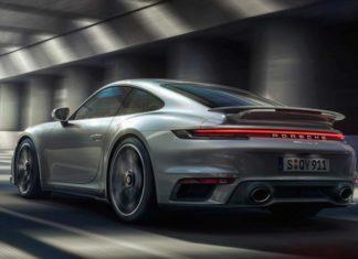 2021 Porsche 911 Turbo S Revealed