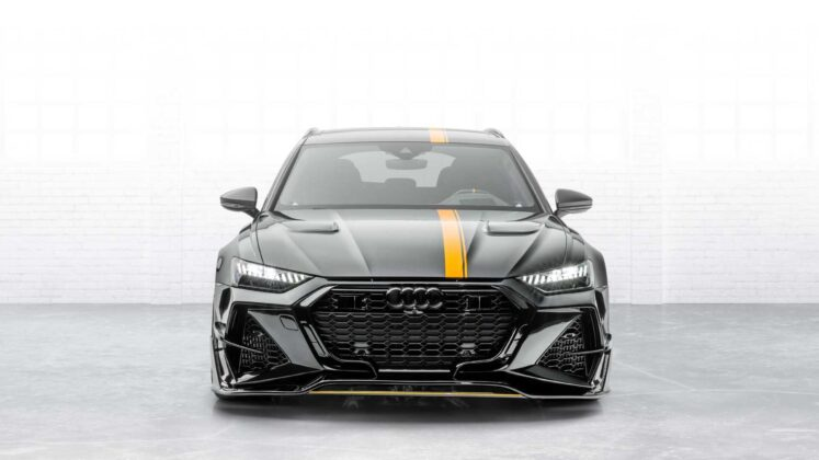 2021 audi rs6 avant by mansory 1
