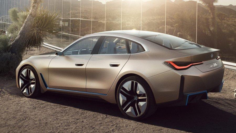 BMW i4 EV Concept