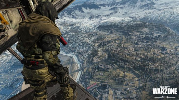 Call of Duty: Warzone brings the battle-royale style to PC, Xbox and PlaySation