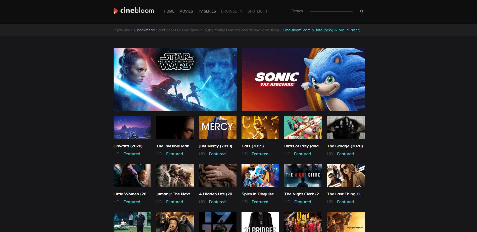 Cinebloom.org