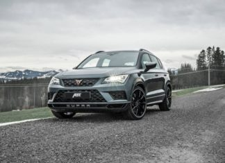 Cupra Ateca Limited Edition ABT