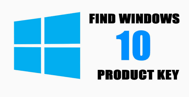 How to Find Your Windows 10 Product Key (Using CMD ...