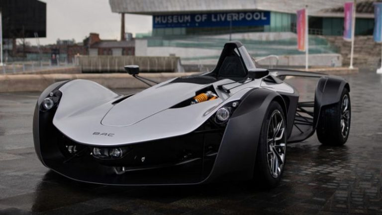 The all-new BAC Mono is more faster and lightweight than ever before
