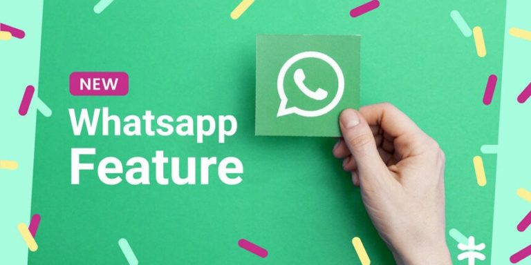 New features on WhatsApp, the first is coming in a few days