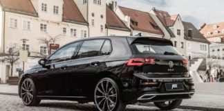 VW Golf 8 By ABT