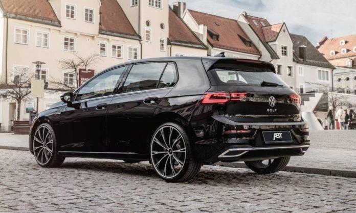VW Golf 8 By ABT