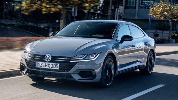 Volkswagen Arteon R Line Edition 4