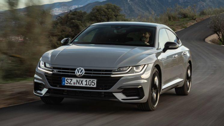 Volkswagen Arteon R Line Edition 5