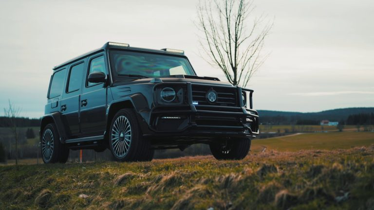 Mansory introduces the 'beast', AMG G63 with 800 horsepower