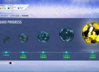 Single Player FUT Draft