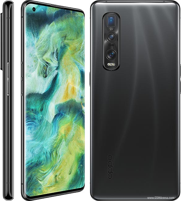 oppo find x2 pro black ceramics