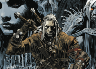 The Witcher Comics series