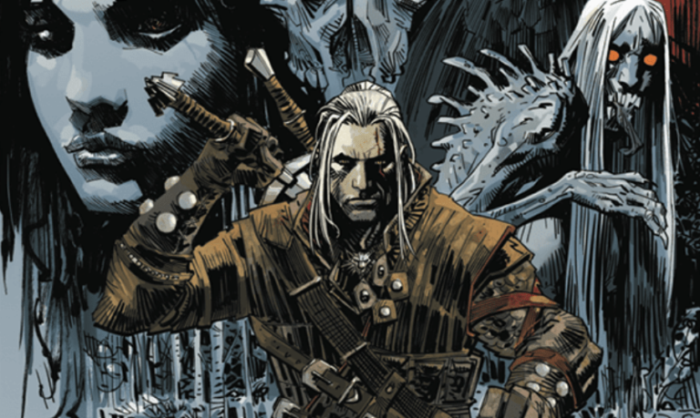 The Witcher will receive a new Comics series