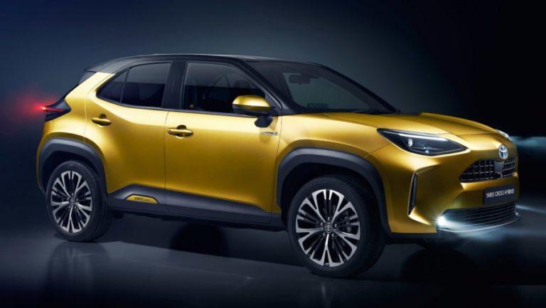 2021 Toyota Yaris Cross Revealed