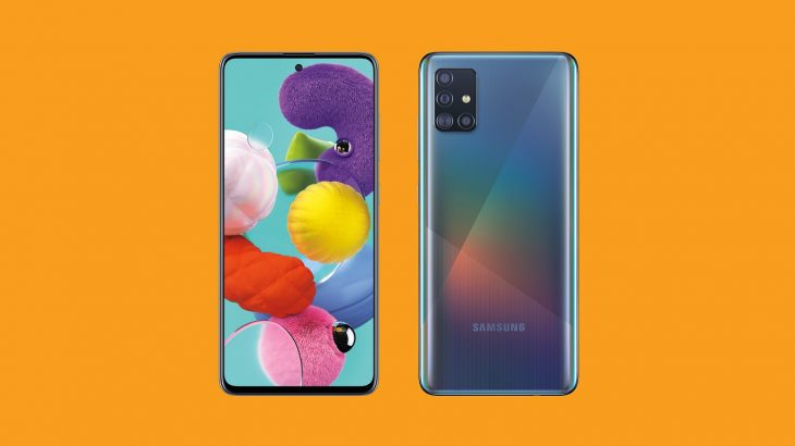 Samsung unveiled new models from the Galaxy A budget line