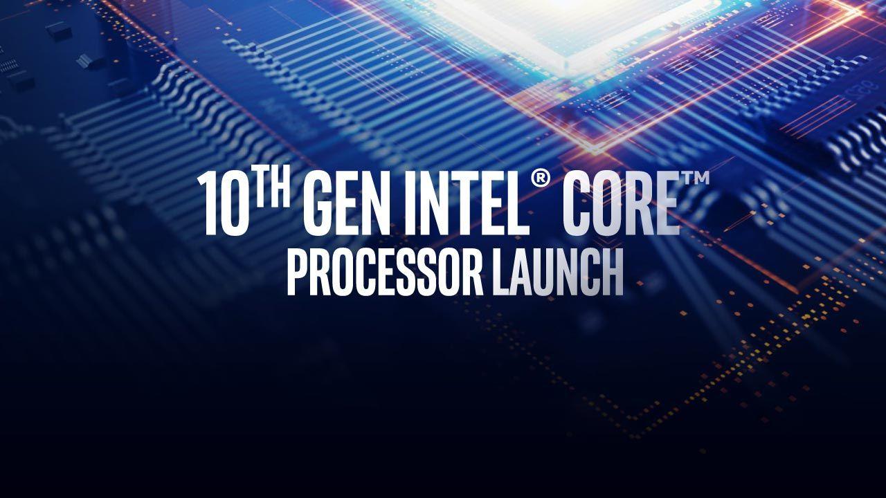 Intel Core 10th GEN Comet Lake S series CPUsIntel Core 10th GEN Comet Lake S series CPUs
